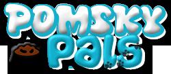 Pomsky Pals Logo