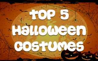 Top 5 Pomsky Halloween Costumes