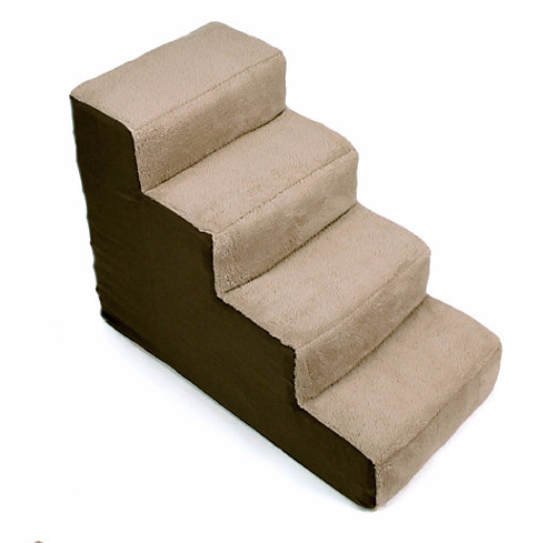 Best Up Pup 4-Step Dog Stairs